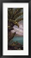 Framed Palm Cove I