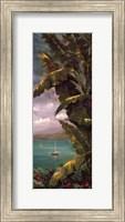 Framed Palm Cove II