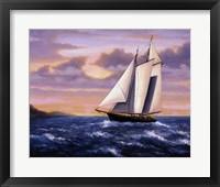 Framed West Wind Sails
