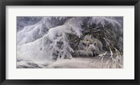 Framed Winter Lullaby