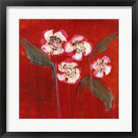 Orchid Study III Framed Print
