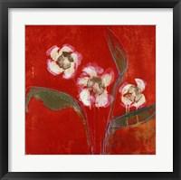 Orchid Study IV Framed Print
