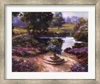 Framed Garden Centerpiece