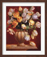 Framed Tulip Majesty