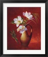 Framed Tropical Tulips