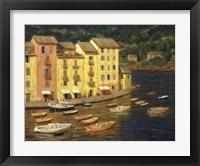 Portofino, Italy Framed Print
