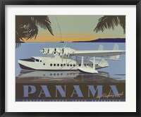 Framed Panama