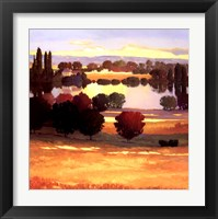 Framed Early Autumn I