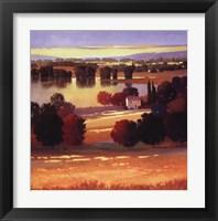 Framed Early Autumn II