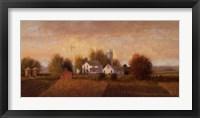 Framed Autumn Harvest