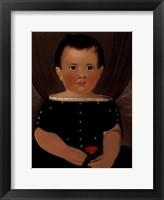 Framed John Thayer