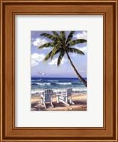 Framed Hidden Beach