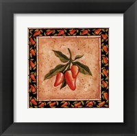 Framed Chiles III