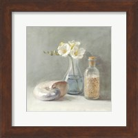 Framed Freesia Spa