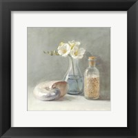 Freesia Spa Framed Print