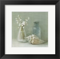 Lily of the Valley Spa Framed Print