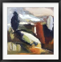 Framed Abstract Melody
