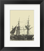 Framed Ships And Sails II