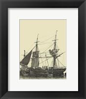 Framed Ships And Sails II