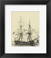 Framed Ships And Sails IV