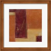 Framed Orange Two-Step I