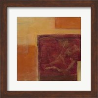 Framed Orange Two-Step II