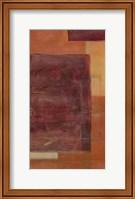 Framed Orange Two-Step IV