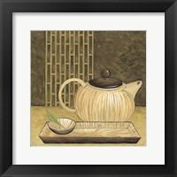 Framed Bamboo Pot