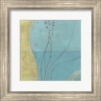 Framed Sea Tendrils I