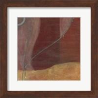 Framed Sun Tendrils II
