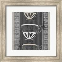 Framed Cup Of Tea III