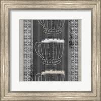 Framed Cup Of Tea IV