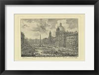 Piranesi View Of Rome VI Framed Print