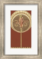 Framed Fleur D' Epice II