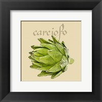 Framed Italian Vegetable VIII