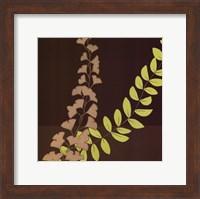 Framed Serpentine Vines II