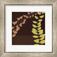 Framed Serpentine Vines III