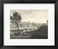 Framed Carlisle Castle