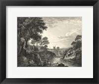 Framed Jedburgh Abbey