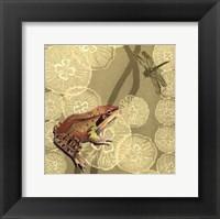Framed Frog Fable I