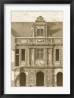 Framed French Architecture I