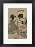 Framed Women Of Japan II