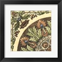 Framed Renaissance Elements I