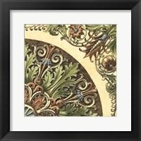 Framed Renaissance Elements II