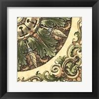 Framed Renaissance Elements IV