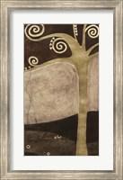 Framed Sylvan Spirals II