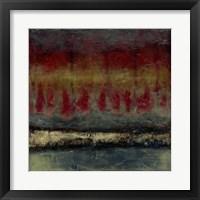 Moonlit Forest I Framed Print