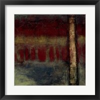 Moonlit Forest III Framed Print