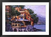 Framed Portofino Villa