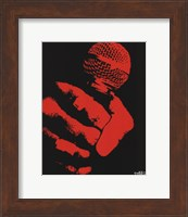 Framed Microphone